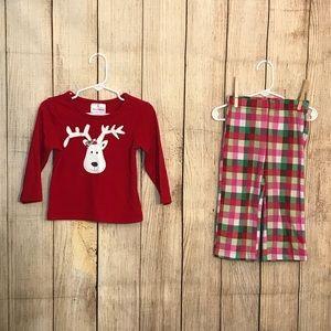 Hanna Andersson Reindeer Pajamas